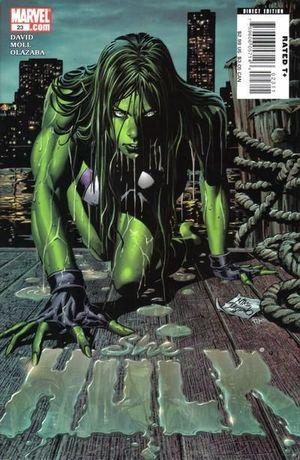 SHE-HULK (2005 2ND SERIES) #23