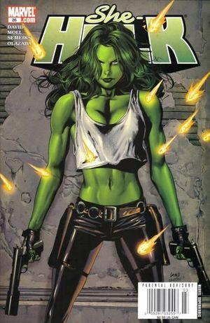 SHE-HULK (2005 2ND SERIES) #26