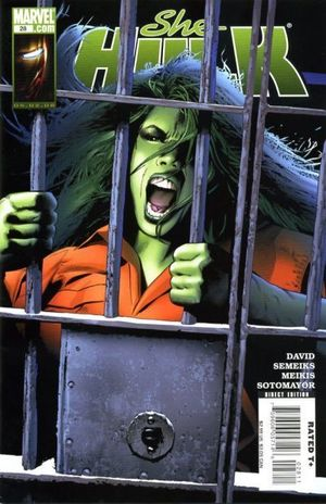 SHE-HULK (2005 2ND SERIES) #28