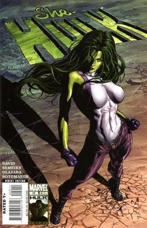 SHE-HULK (2005 2ND SERIES) #29