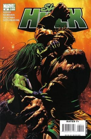 SHE-HULK (2005 2ND SERIES) #30