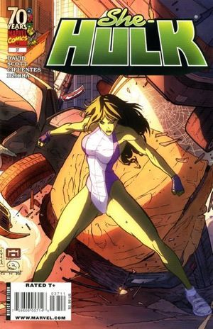 SHE-HULK (2005 2ND SERIES) #37