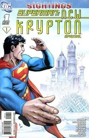 SUPERMAN NEW KRYPTON SPECIAL (2008) #1