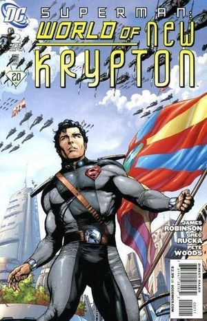 SUPERMAN WORLD OF NEW KRYPTON (2009) #2