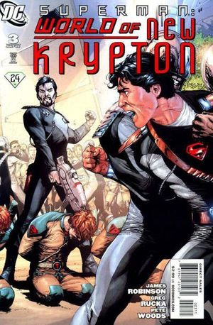 SUPERMAN WORLD OF NEW KRYPTON (2009) #3