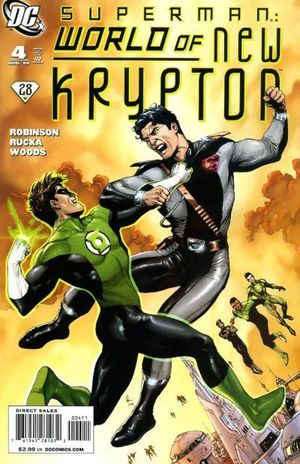 SUPERMAN WORLD OF NEW KRYPTON (2009) #4