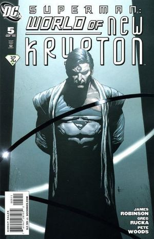 SUPERMAN WORLD OF NEW KRYPTON (2009) #5