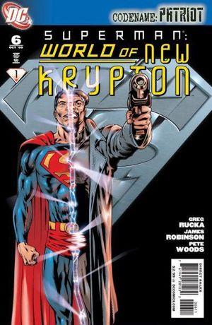SUPERMAN WORLD OF NEW KRYPTON (2009) #6