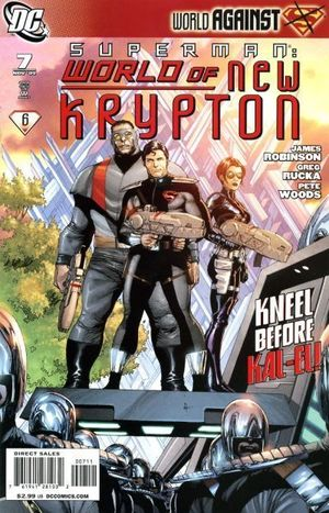 SUPERMAN WORLD OF NEW KRYPTON (2009) #7