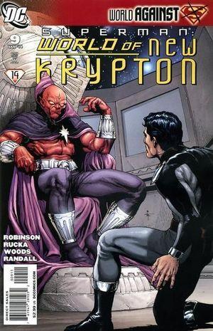 SUPERMAN WORLD OF NEW KRYPTON (2009) #9