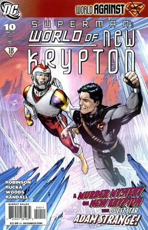 SUPERMAN WORLD OF NEW KRYPTON (2009) #10