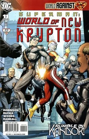 SUPERMAN WORLD OF NEW KRYPTON (2009) #11