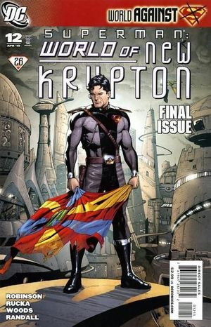SUPERMAN WORLD OF NEW KRYPTON (2009) #12