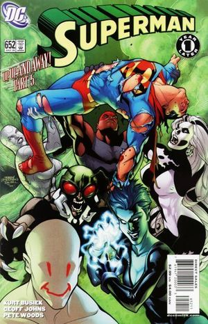 SUPERMAN (1987 2ND SERIES) #652