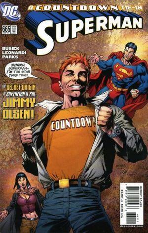 SUPERMAN (1987 2ND SERIES) #665