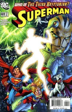 SUPERMAN (1987 2ND SERIES) #669