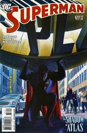 SUPERMAN (1987 2ND SERIES) #677