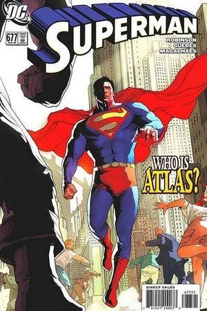 SUPERMAN (1987 2ND SERIES) #677B