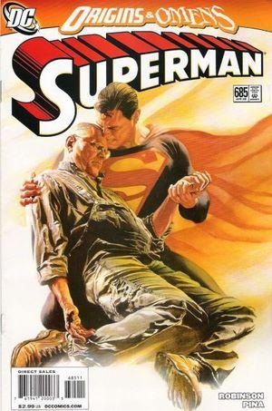 SUPERMAN (1987 2ND SERIES) #685