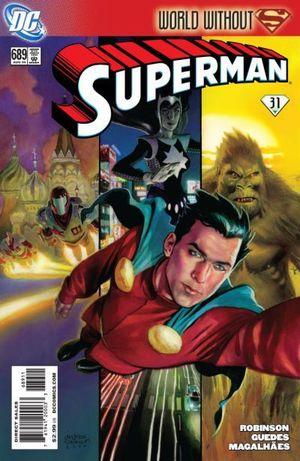 SUPERMAN (1987 2ND SERIES) #689