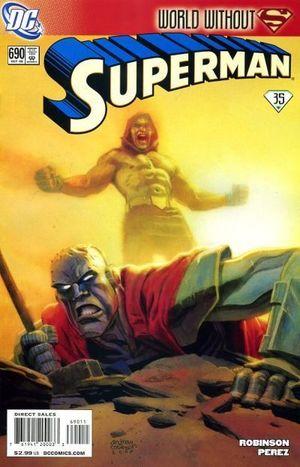 SUPERMAN (1987 2ND SERIES) #690