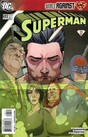 SUPERMAN (1987 2ND SERIES) #693