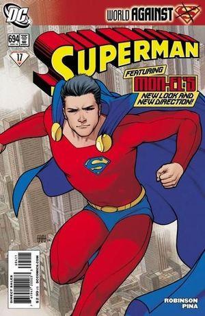 SUPERMAN (1987 2ND SERIES) #694