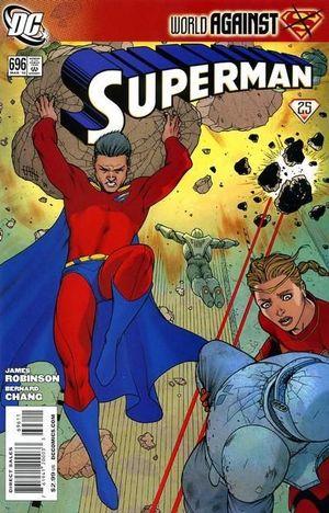 SUPERMAN (1987 2ND SERIES) #696