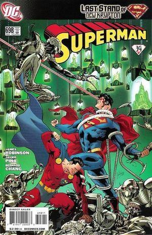 SUPERMAN (1987 2ND SERIES) #698
