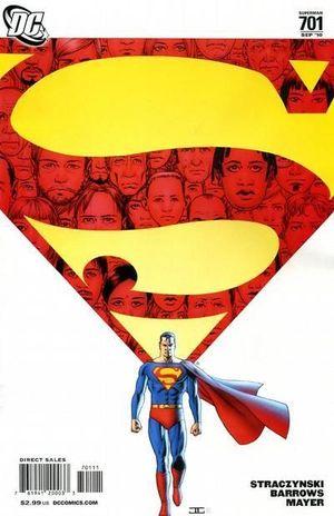 SUPERMAN (1987 2ND SERIES) #701
