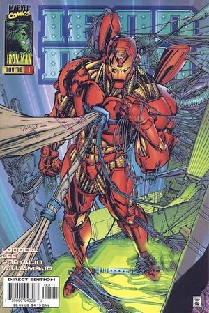IRON MAN (1996 2ND SERIES) #1