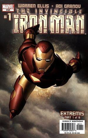 IRON MAN (2005 4TH SERIES) #1