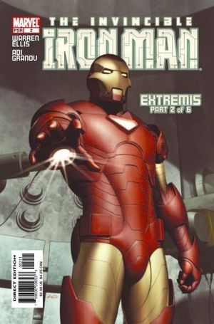 IRON MAN (2005 4TH SERIES) #2