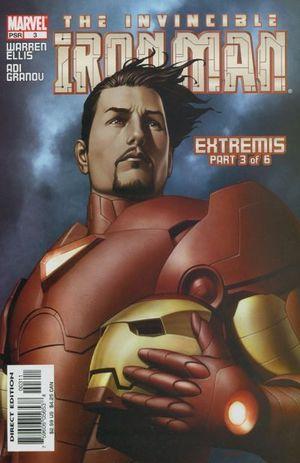 IRON MAN (2005 4TH SERIES) #3
