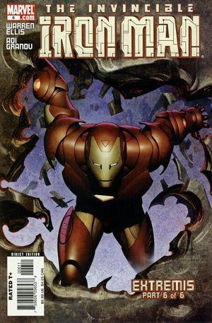 IRON MAN (2005 4TH SERIES) #6
