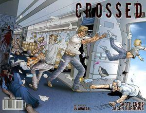 CROSSED (2008) #1-9 WRAP