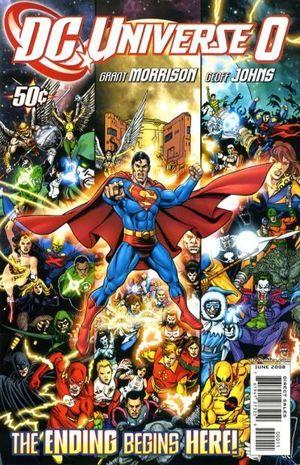 DC UNIVERSE ZERO (2008) #0