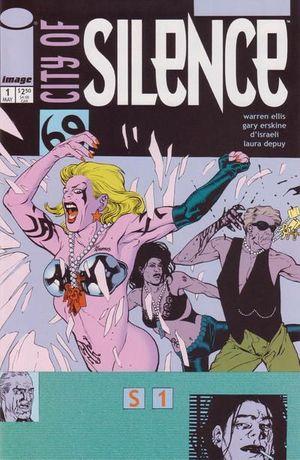 CITY OF SILENCE (2000) #1-3
