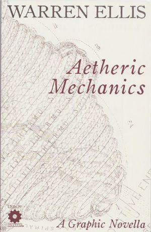 AETHERIC MECHANICS GN (2008) #1