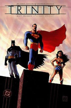 BATMAN SUPERMAN WONDER WOMAN TRINITY (2003) #1-3