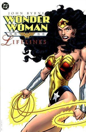WONDER WOMAN LIFELINES TPB (1998) #1