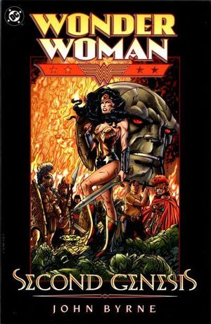 WONDER WOMAN SECOND GENESIS TPB (2000) #1