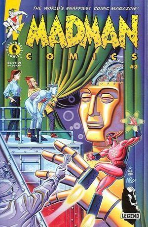 MADMAN COMICS (1994) #2