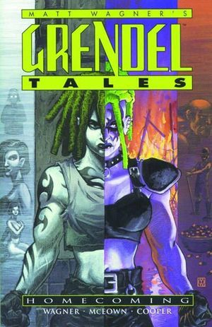 GRENDEL TALES HOMECOMING TPB (2000) #1
