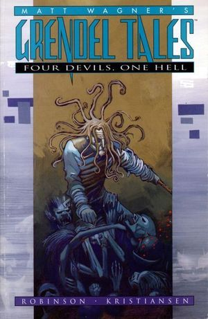 GRENDEL TALES FOUR DEVILS, ONE HELL TPB (1994) #1