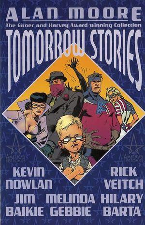 TOMORROW STORIES TPB (2003) #1