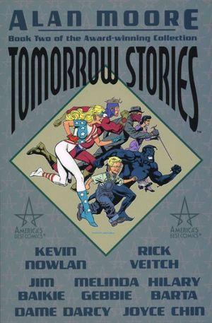 TOMORROW STORIES TPB (2003) #2