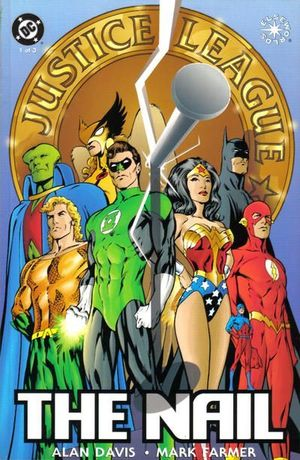 JUSTICE LEAGUE THE NAIL (1998) #1-3