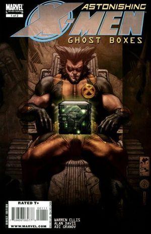 ASTONISHING X-MEN GHOST BOXES (2008) #1-2