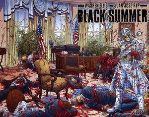 BLACK SUMMER (2007) #0-7